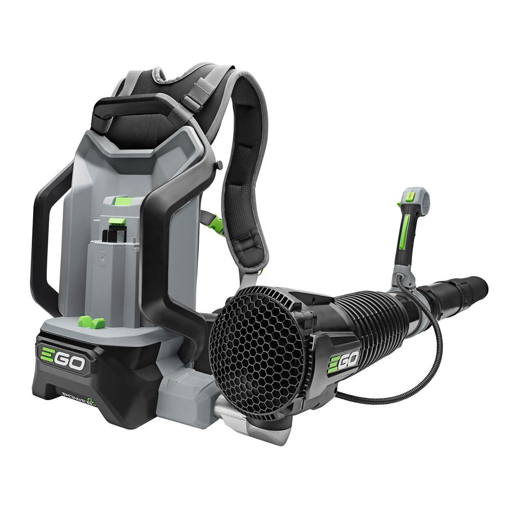 EGO Reconditioned 145 MPH 600 CFM 56V Lith-Ion Cordless Backpack Blower, Battery and Charger Not Included