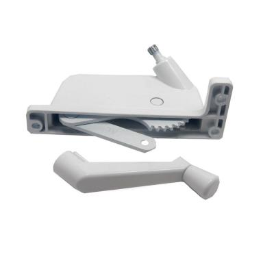 Keller/PGT 2-3/8 in. White Aluminium Right-Hand Awning Window Operator