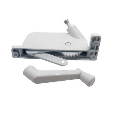2-3/8 in. White Right-Hand Awming Window Operator for Keller/PGT Window