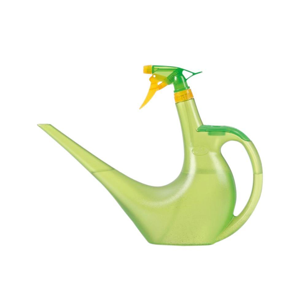 1.27 Qt. Sprayman Green Watering Can