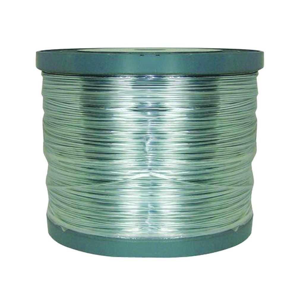 1/2 Mile 14-Gauge Galvanized Steel Wire