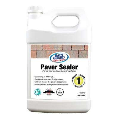 1 gal. Paver Sealer Clear Premium Waterproofer