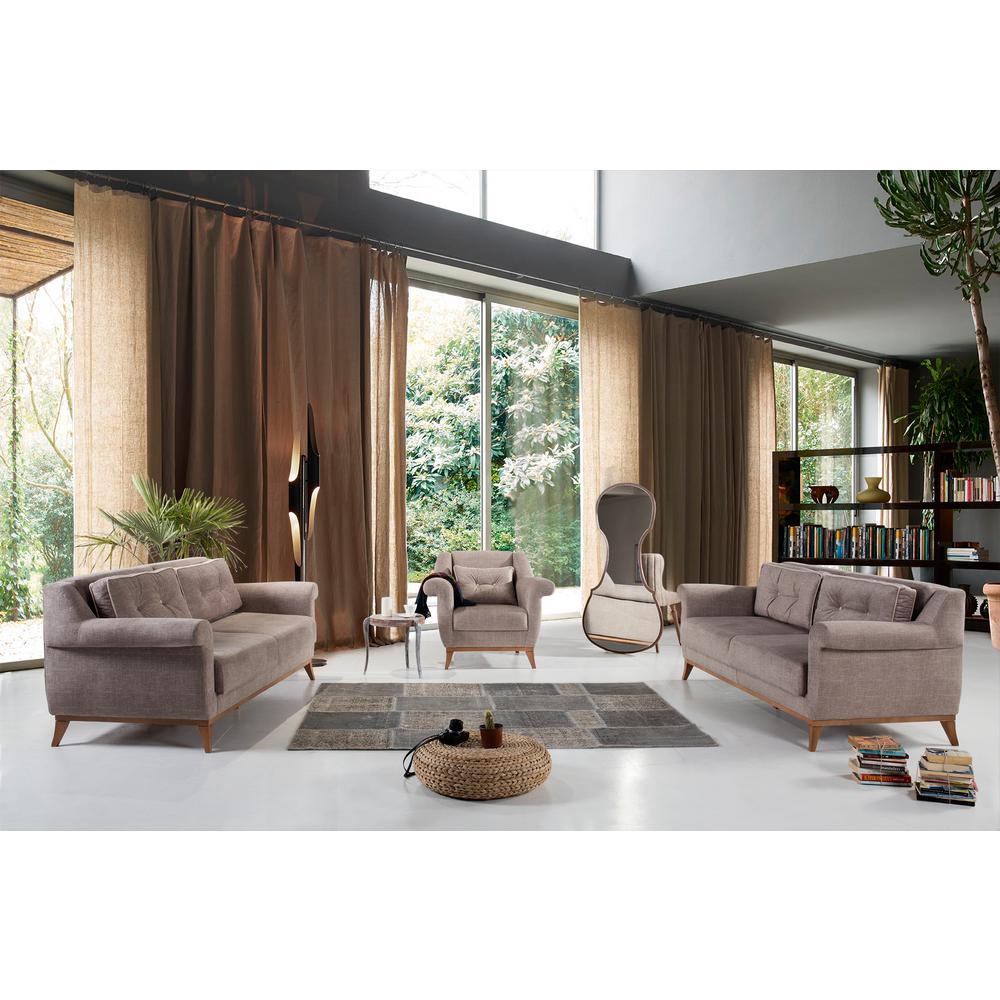Meyra Beige Sofa