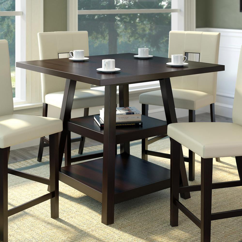 Built-In Storage - Kitchen & Dining Tables - Kitchen ...