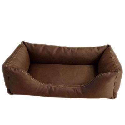 Brutus Tuff Kuddle X-Large Chocolate Lounge Bed