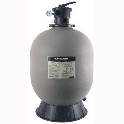 Pro Series 18 in. Sand Pool Filter, 1.75 sq.' Filtration Area