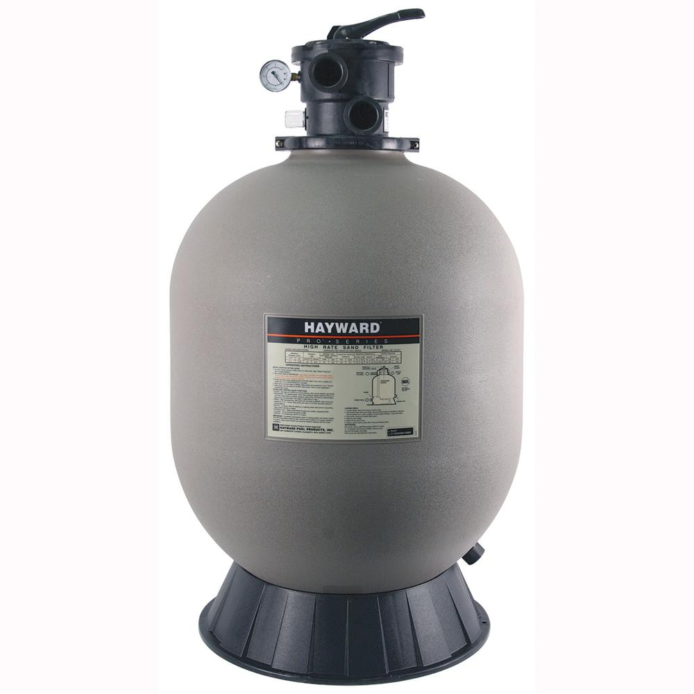 Hayward ProSeries 27 in. Pool Sand Filter with 1 in. Valve