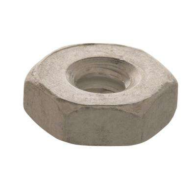 #10-24 Aluminum Machine Screw Nut (3-Piece)