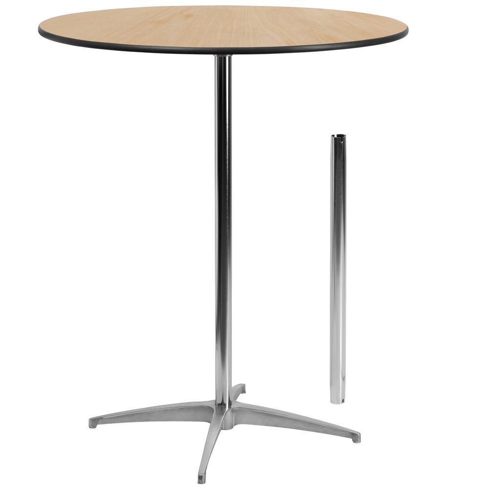 Flash Furniture Natural Dining Table CGA-XF-14606-NA-HD