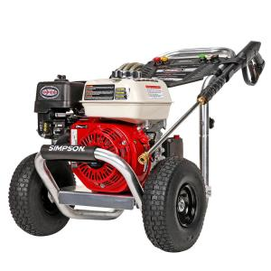 Aluminum ALH3425-S 3600 PSI at 2.5 GPM HONDA GX200 Cold Water Pressure Washer