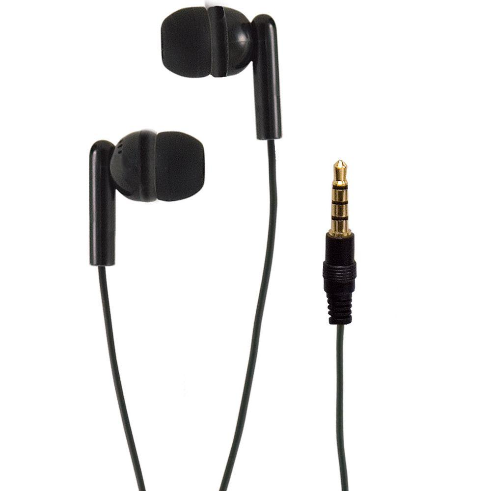 GE All-In-One Stereo Headset - Black