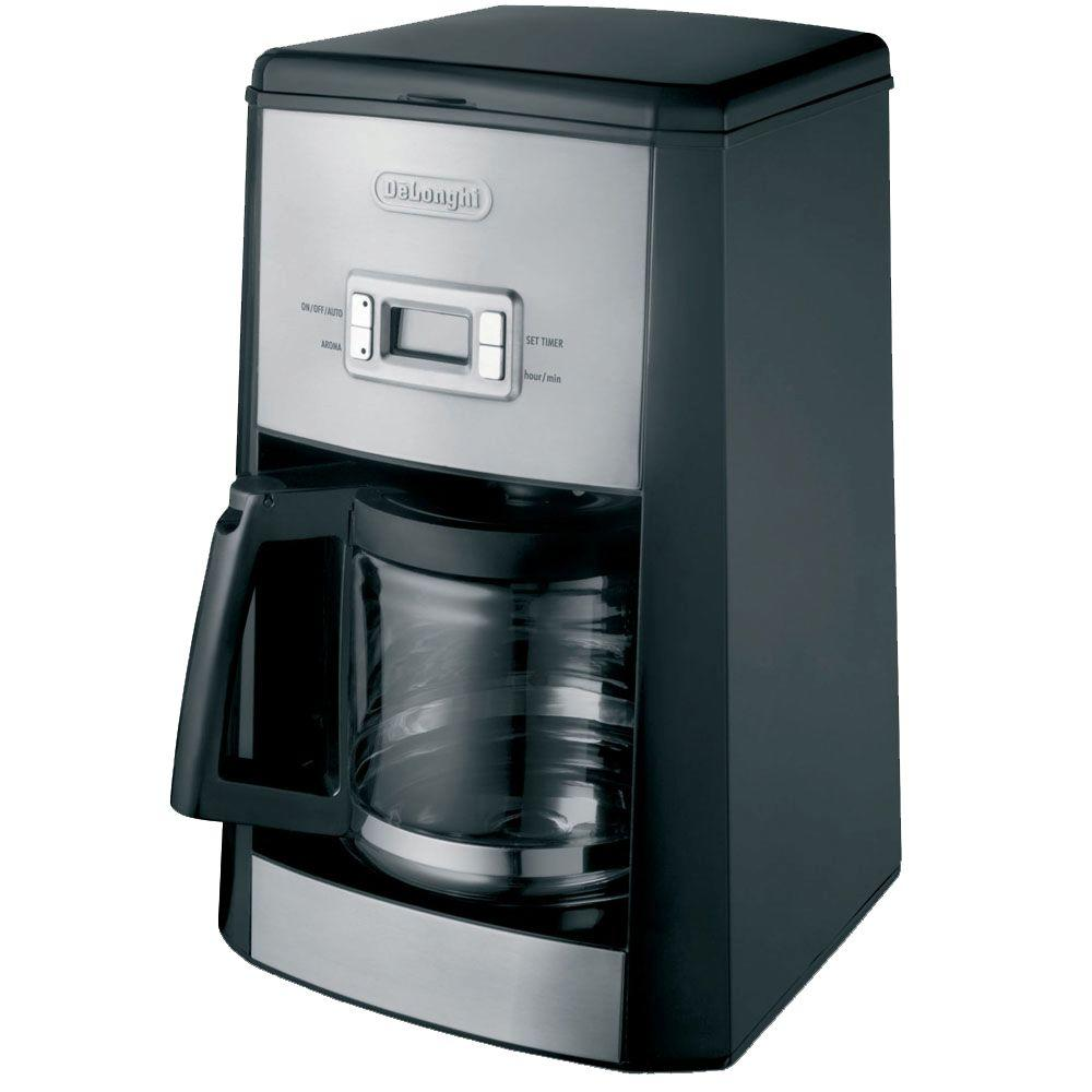 DeLonghi 14-Cup Automatic Drip Coffee Maker-DISCONTINUED