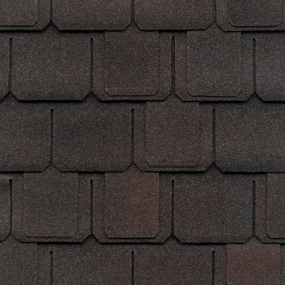 Exceptional Camelot Sheffield Black Ultra Premium Lifetime Shingles (14 Sq. Ft. Per  Bundle