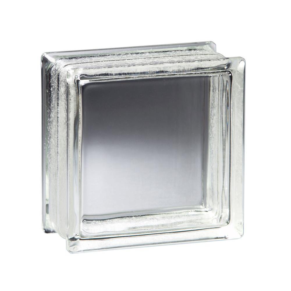 Pittsburgh Corning 12 in. x 12 in. x 4 in. Vue Glass Block (3-Case)