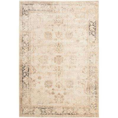 Vintage Stone 8 ft. x 11 ft. Area Rug