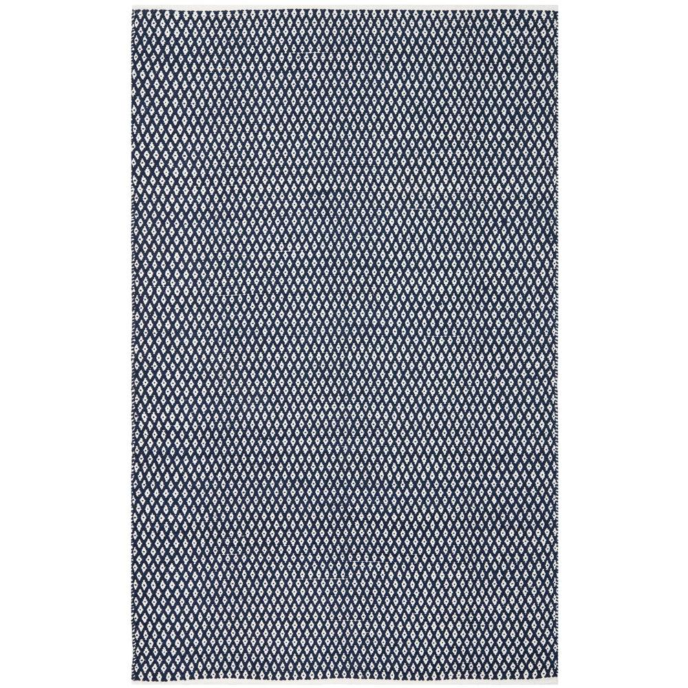 Safavieh Boston Navy 5 ft. x 8 ft. Area Rug