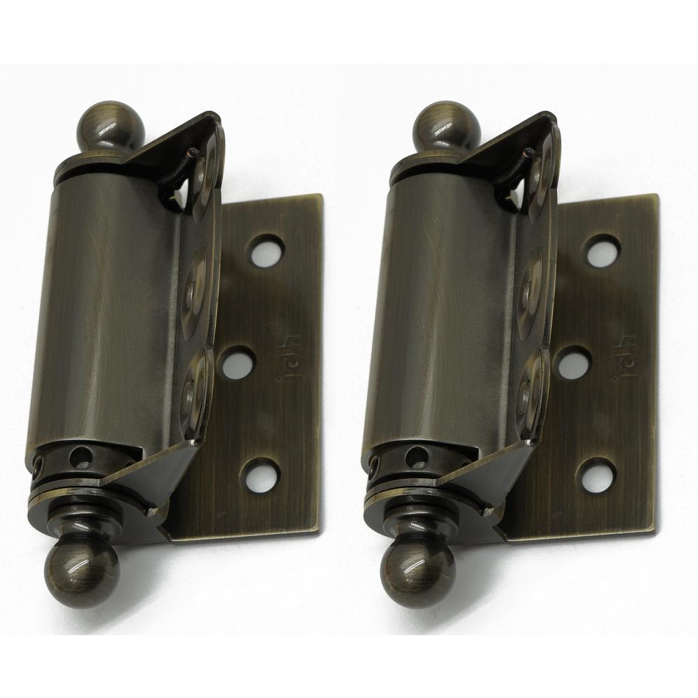 Idh by St Simons 1-1/2 in. x 2-3/ - Reproduction Antique Cabinet Hardware Hardware Compare Prices At