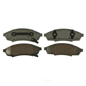Wagner Brake Disc Brake Pad Set-QC376 - The Home Depot