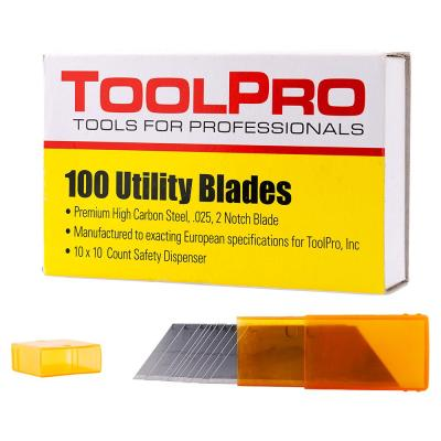 Drywall Utility Knife Blades (100-Pack)
