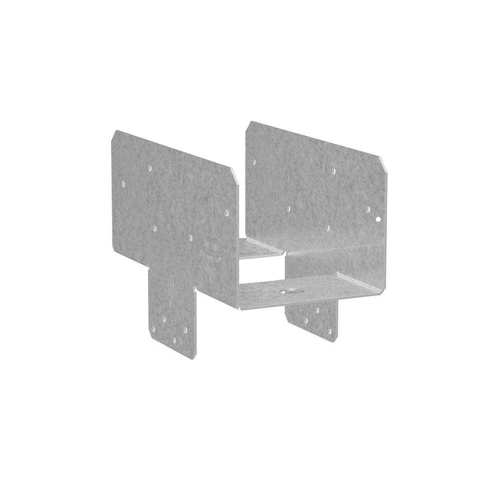 Simpson Strong-Tie PCZ ZMAX® Galvanized Post Cap for 4x