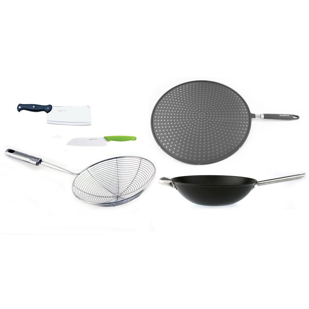 BergHOFF Geminis 5-Piece Cookware Set 2211968