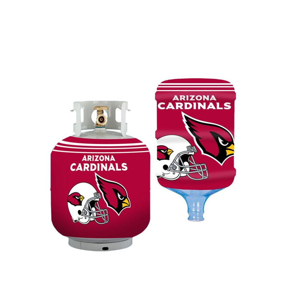 Arizona Cardinals Propane Tank Cover/5 Gal. Water Cooler Cover