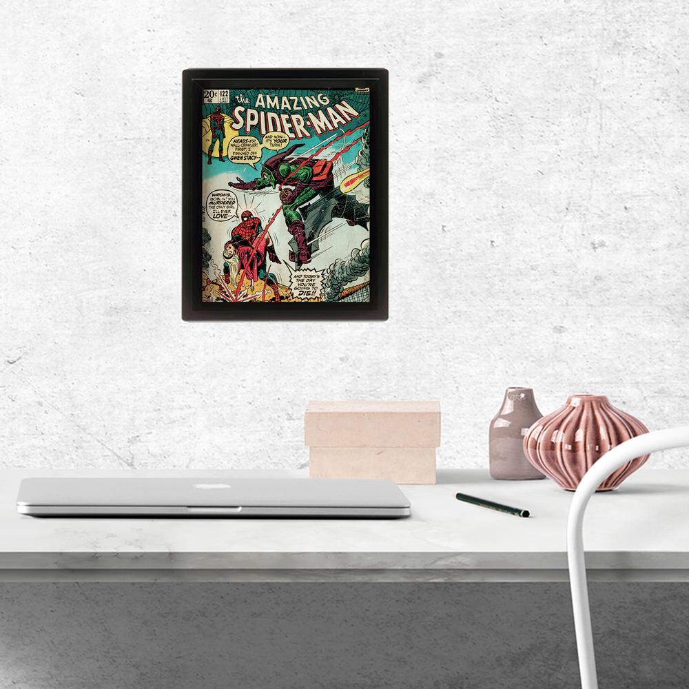 """""""Spider-Man - Spider-Man #122"""" Wall Art"""