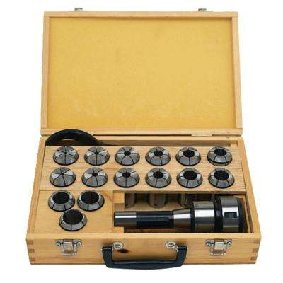 CCS-1 R-8 Mill Chuck and Collet Set