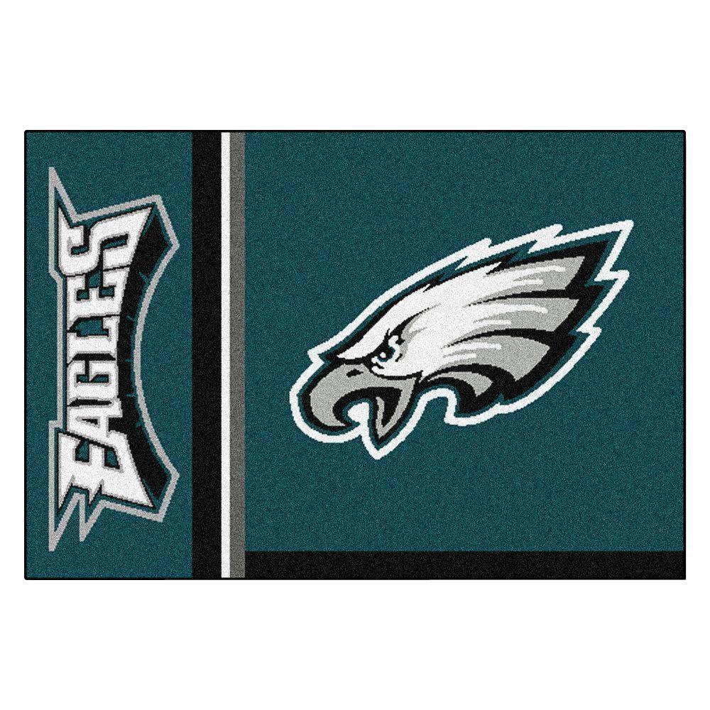 Philadelphia Eagles Sports Rugs Rugs The Home Depot