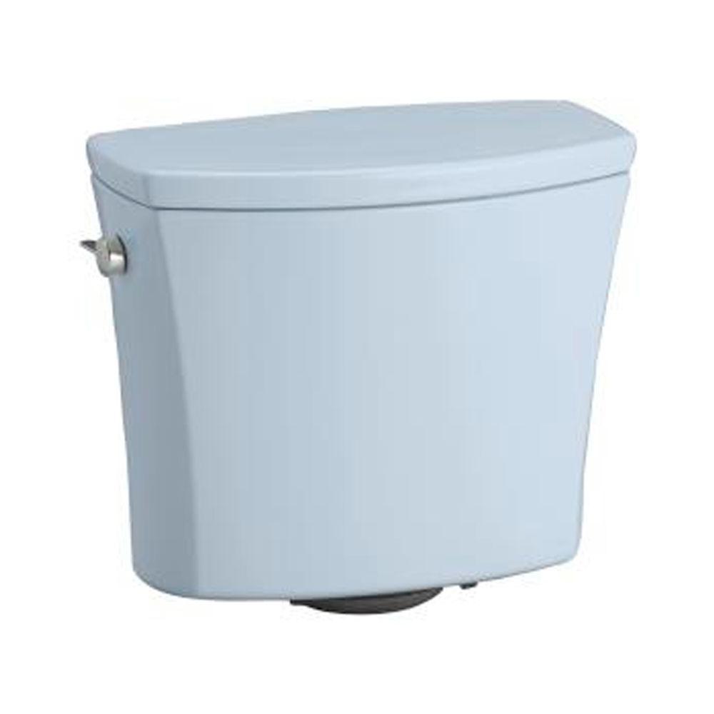 KOHLER Kelston 1.28 GPF Toilet Tank Only with AquaPiston Flushing Technology in Skylight