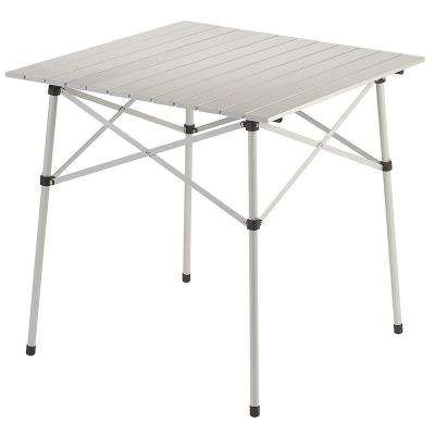27.5 in. x 27.5 in. Compact Patio Table