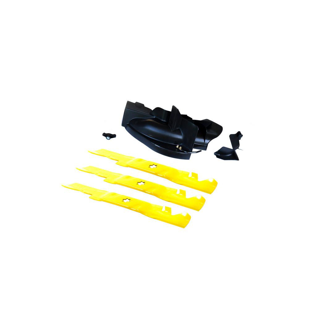 54 in. Xtreme Mulching Kit for Riding Mowers
