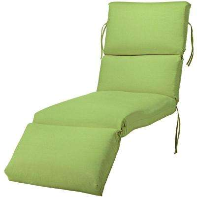 Green Chaise Lounge Cushions Outdoor Cushions The