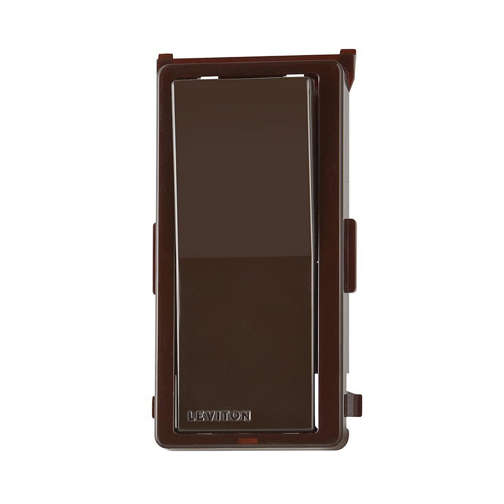 Decora Digital/Decora Smart Switch Color Change Kit, Brown