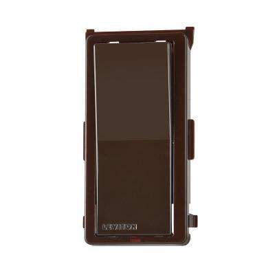 Decora Digital/Decora Smart Switch Color Change Kit, Brown