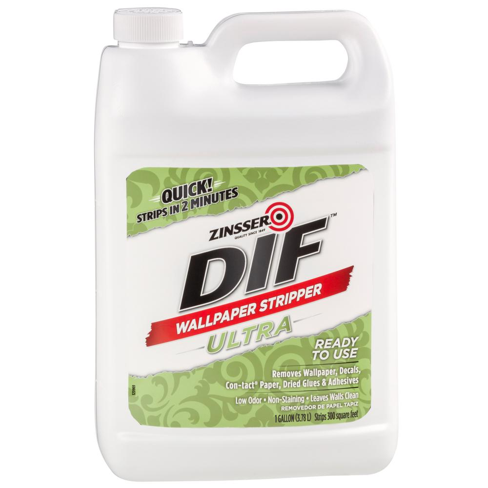 Zinsser 1 gal. DIF Ultra Wallpaper Stripper (4-Pack)