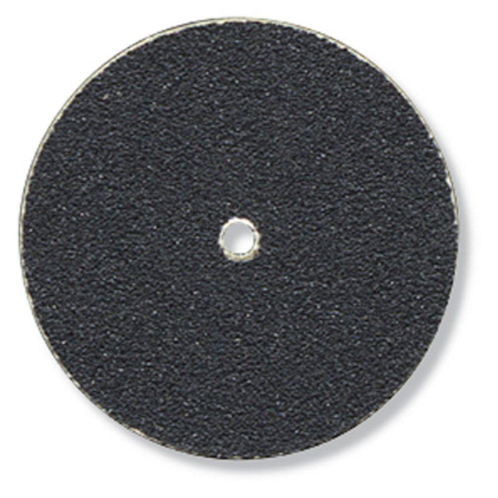 Dremel Medium Rotary Tool Sanding Discs for Smoothing Wood and Fiberglass, Removing Rust, and Shaping Rubber (36-Pack)