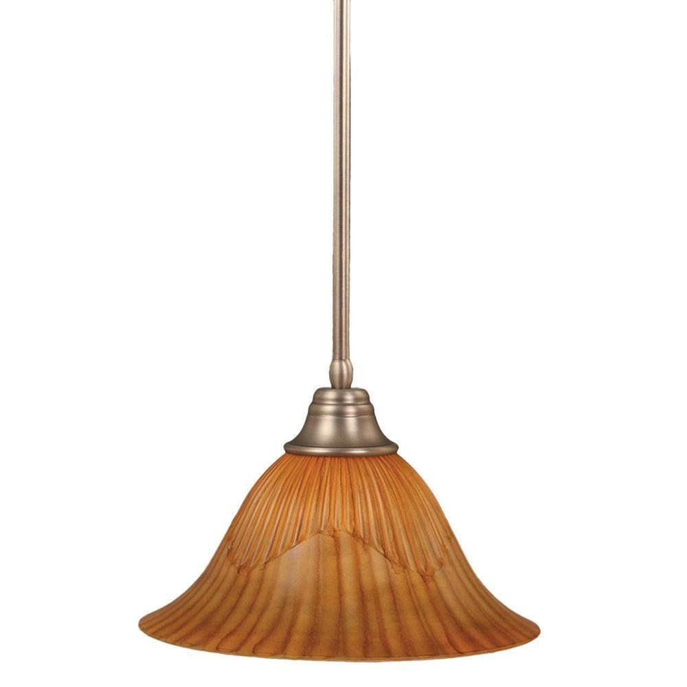 Filament Design Concord 1-Light Bronze Pendant
