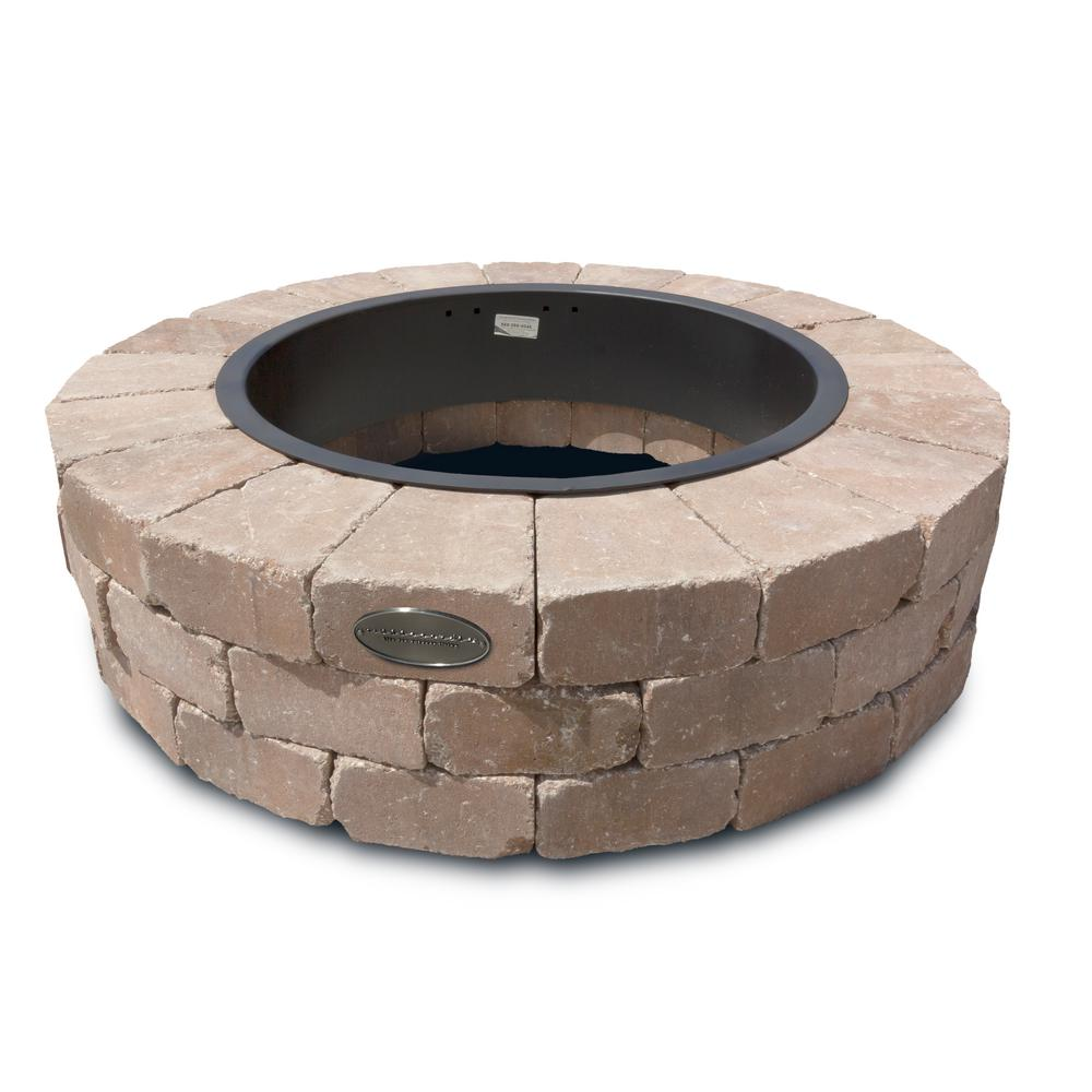 Necessories Fire Pits Outdoor Heating The Home Depot