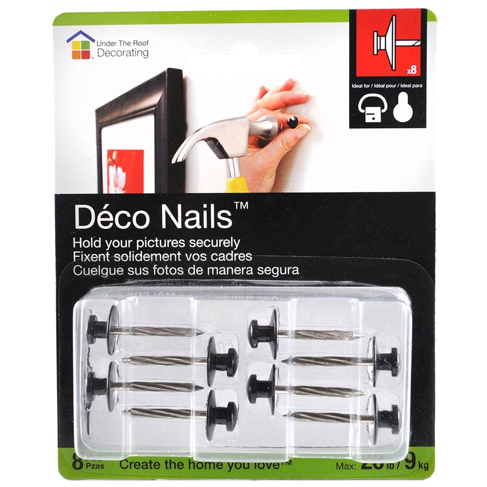 Under The Roof Decorating 0 5 In Small Head Deco Nails 8