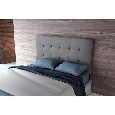 Modernity Gray Full Headboard