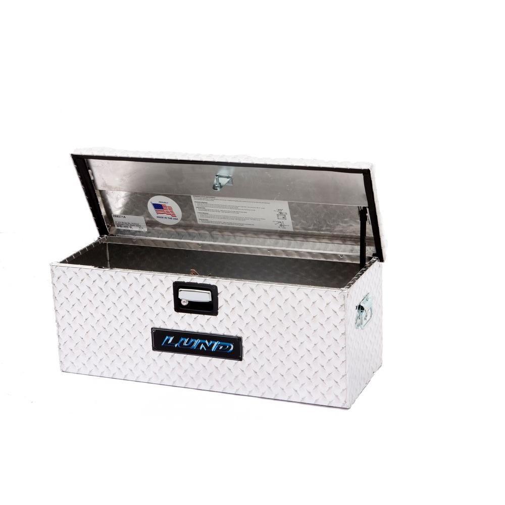 Lund 36 in. Aluminum ATV Storage Box