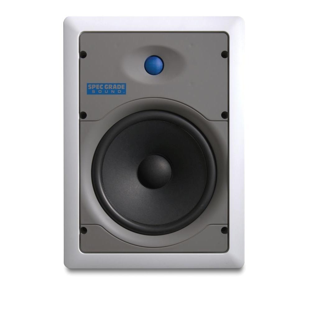 Leviton Spec-Grade Sound 160-Watt 2-Way In-Wall Speaker System-DISCONTINUED