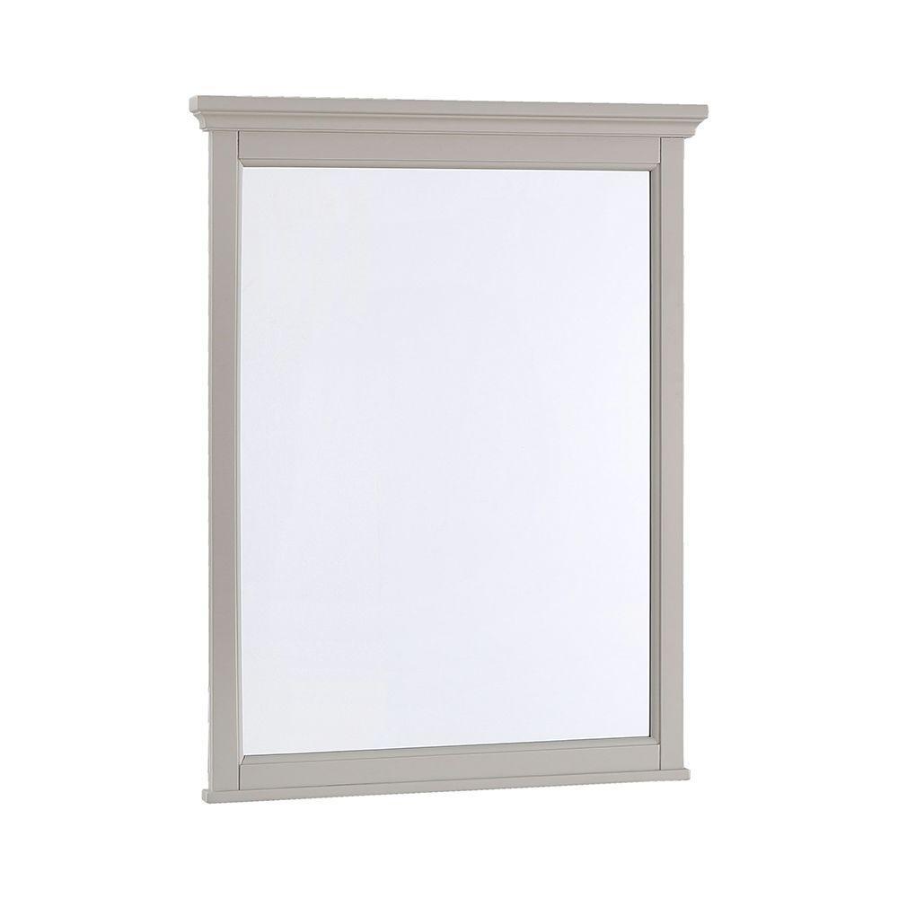 Frameless - Bathroom Mirrors - Bath - The Home Depot