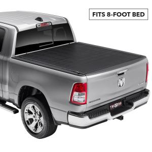 Truxedo Sentry Tonneau Cover 97 03 04 Heritage Ford F150 8 Ft Bed 1558601 The Home Depot