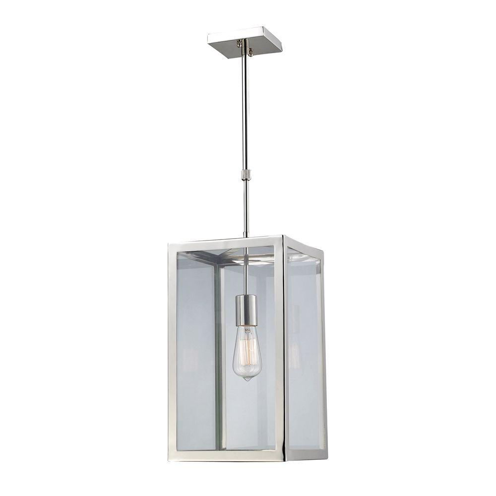 titan lighting parameters nickel 1 light seashell ceiling pendant tn