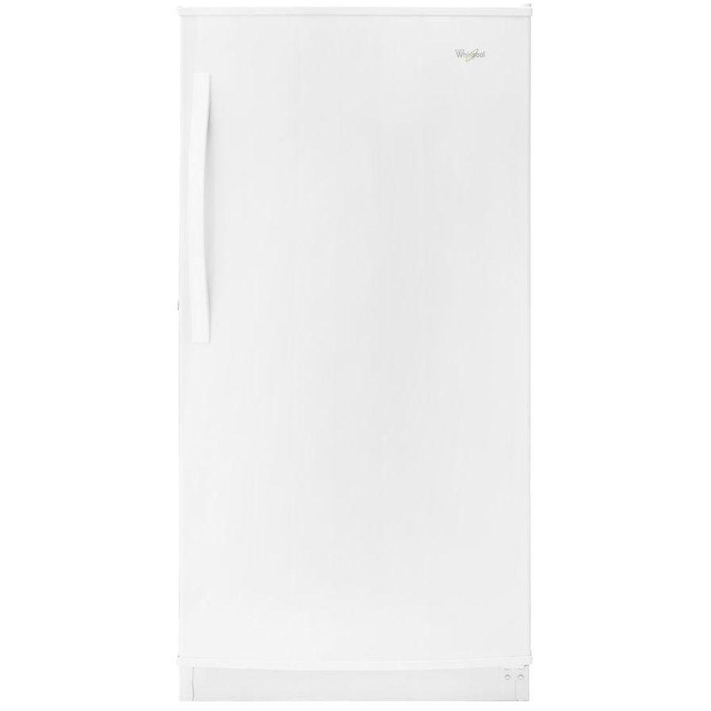 Whirlpool 15.7 cu. ft. Frost Free Upright Freezer in White