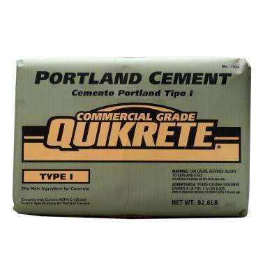 92.6 lbs. Portland Cement