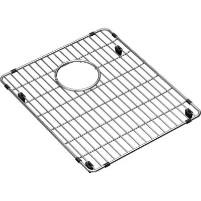 Crosstown Stainless Steel Kitchen Sink Bottom Grid  - Fits Bowl Size 14-1/2 in. x 17 in.