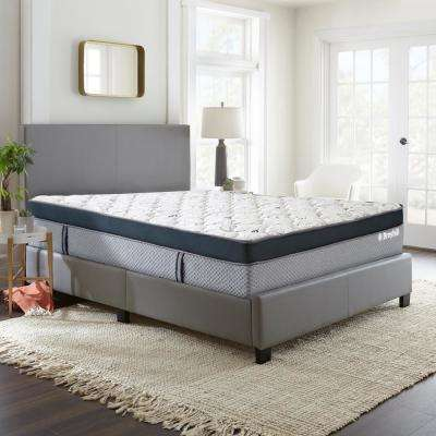 Natural Spring 12 in. Coventry Queen Firm Hybrid Mattress